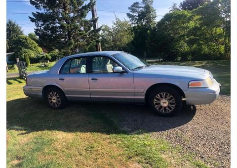 2003 Crown Vic